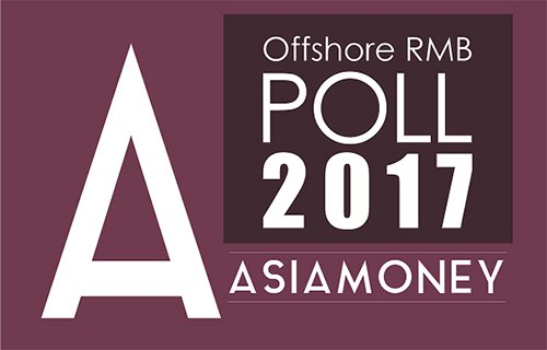 HSBC tops Asiamoney's Offshore RMB Poll for the sixth year in a row